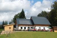 Schutzhaus Eibl-Teichhütte